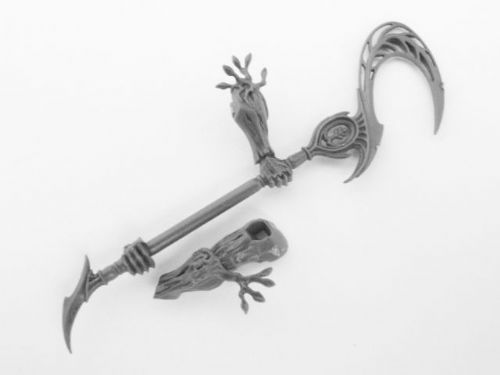 sylvaneth kurnoth hunter scythe (b)